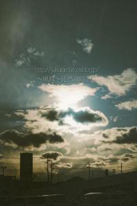 凍える空。 (写真部門) - ~風紋~徒然歳時記