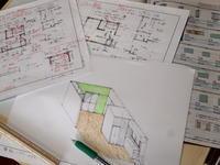 ミニマムマンションリフォーム計画案確定。。2。 - 一場の写真 / 足立区リフォーム館・頑張る会社ブログ
