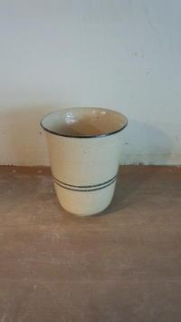 カップです。 - 陶芸教室 なすびの花
