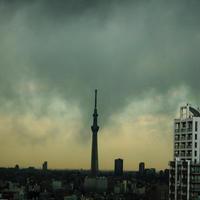 今日の空 (1月13日) - ご無沙汰写真館