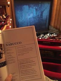 Nabucco - 雑雑日記(a)