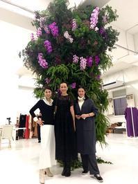 桐島かれんのブランド「 ハウス・オブ・ロータス 」展示会へ - 八巻多鶴子が贈る 華麗なるジュエリー・デイズ