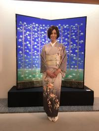日本画家の奇才『石踊達哉展』へ@日本橋三越 - 八巻多鶴子が贈る 華麗なるジュエリー・デイズ