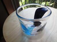 お嫁入り…bird-bowlカワセミ - petit verre journal