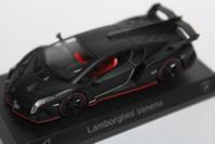 1/64 Kyosho Lamborghini Collection Online Ver. Veneno - 1/87 SCHUCO & 1/64 KYOSHO ミニカーコレクション byまさーる