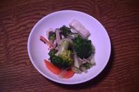 野菜サラダ - 「 ボ ♪ ボ ♪ 僕らは釣れない中年団 ♪ 」