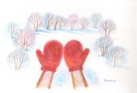 子ぎつねの手袋 - こころの南吉