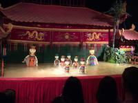 ひたすら感嘆の水上人形劇!  ベトナム→カンボジア→タイ旅行 - Hawaiian LomiLomi  ハワイのおうち 華(レフア)邸