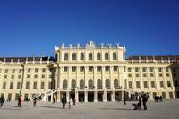 ②ハプスブルク家、夏の離宮 シェーンブルン宮殿 - オートクチュールの旅日記