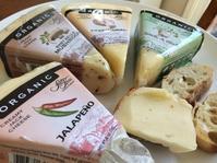 地元チーズいろいろと骨粗鬆症 - ちょっと田舎暮しCalifornia
