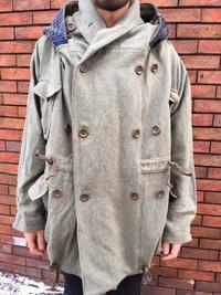 40'Sウール×BOROリングコート(ファッション・ビューティー部門) - SAPPORO STAFF BLOG