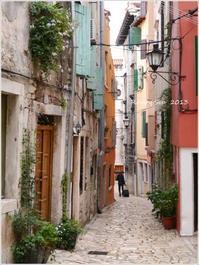 CROATIA '13 ⑦ Rovinj - Chaton の ひとりごと