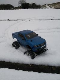 雪が積もったので - 鉄道趣味などのブログ