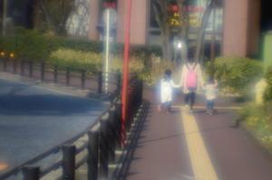 仲良し家族 - ソフトフォーカスの旅路
