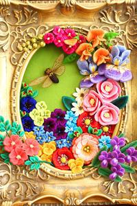 2017年のPieniSieni活動予定 - ビーズ・フェルト刺繍作家PieniSieniのブログ