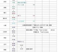切符の旅 後半へ (12月11日) - ち~まもライフ