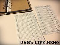 手書き家計簿 - LIFE MEMO