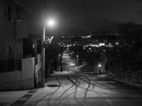 雪の夜 - デーライトなスナップ