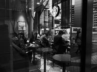 カフェの風景 - 節操のない写真館