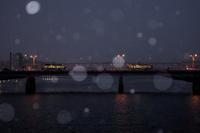 雪が降っています。。。 - Omoブログ