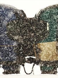 大雪警報発令中 - 今日も丹後鉄道