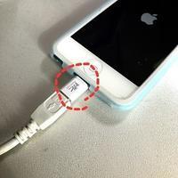 iPhone用の変換アダプタ - 真夜中のひとりごと