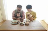 百日祝い~お食い初め~(写真部門) - 家族の風景