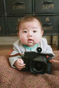 Baby is Leica photographer(写真部門) - 家族の風景