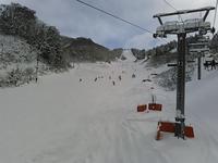 テレマークレッスンat ホワイトピアたかす - 山にでかける日