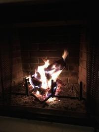 リビングの暖炉 (くらし部門) - Plaisir de Recevoir フランス流 しまつで温かい暮らし