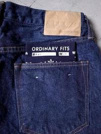 Ordinary fits 5ポケットアンクルデニム ONE WASH - 【Tapir Diary】神戸のセレクトショップ『タピア』のブログです