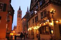 ドイツ、ローテンブルクのクリスマスマーケット!Christmas holidays in Germany [The 2nd day: Chridtmas market in Rothenburg] - PhoTabiLog