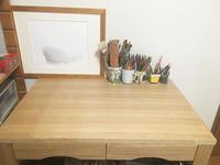 机を買いました。 - 物と向き合うブログ