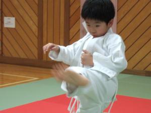子ども空手×杉並 六石門 らいらいブログ