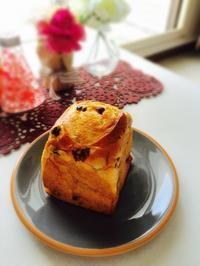 手作りレーズンパン☆ - Mi-Rinのおいしいもの日記