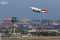 Scene of Sydney #5 - 飛行機写真 ~旅客機に魅せられて~