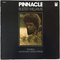 Buster Williams ‎– Pinnacle - まわるよレコード ACE WAX COLLECTORS