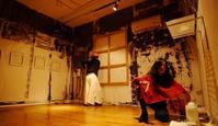 木村由dance+蜂谷、ライブ写真が面白い件、ライブ前のアオサギ珍事。 - 蜂谷真紀  ふくちう日誌