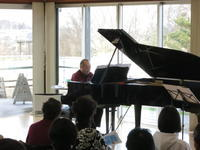 はらっぱ館ティータイムコンサートVol.12が終わって。2 - ピアノ日誌「音の葉、言の葉。」(おとのは、ことのは。)