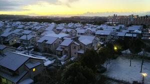 雪~。 - HOSUMIの美しく楽しい毎日
