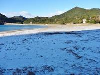 雪化粧 - 今日も渚で日が暮れて