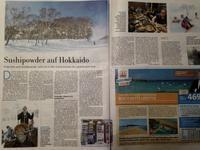 ニセコスキー場でドイツ人記者が見たものは? (旅行、お出かけ) - ドイツの森の散歩道