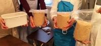 今年も味噌作り会がスタートいたしました。 - ロジの木 (miso汁香房)