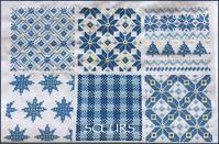 今日は3つのデザインを一度に‼︎ - la maison de SOEURS