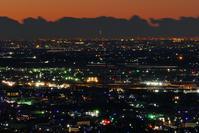 スカイツリー夜明けの詩♪ 遥か80kmから希む・・・。 - 『私のデジタル写真眼』