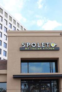 SPOLETO 〜自分でチョイスMyパスタ〜 - クローバーのデサイン工房