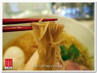 麺画廊 英 (ハナブサ)で鶏出汁拉麺(旅行・お出かけ部門) - 人形町からごちそうさま