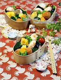 鮭おむすび弁当とパン作り♪ - ☆Happy time☆