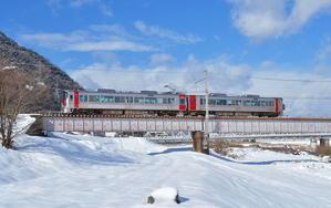 広島雪景色 - 団塊鉄ちゃん気紛れ撮影記