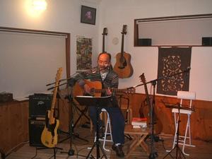 冬のロードショー - フォークソングカフェマスター・ユタの「面白いほど過ぎてゆく毎日」
